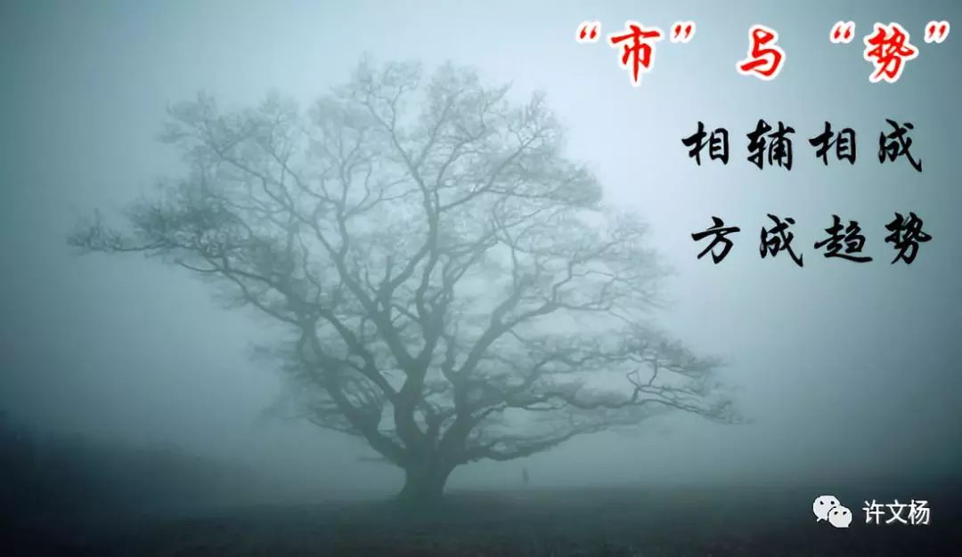 许文杨:周评 原油跌势如猛虎下山,市与势你能否把握!