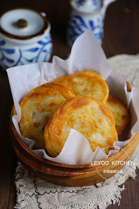 「明天吃什么」香酥牛肉饼