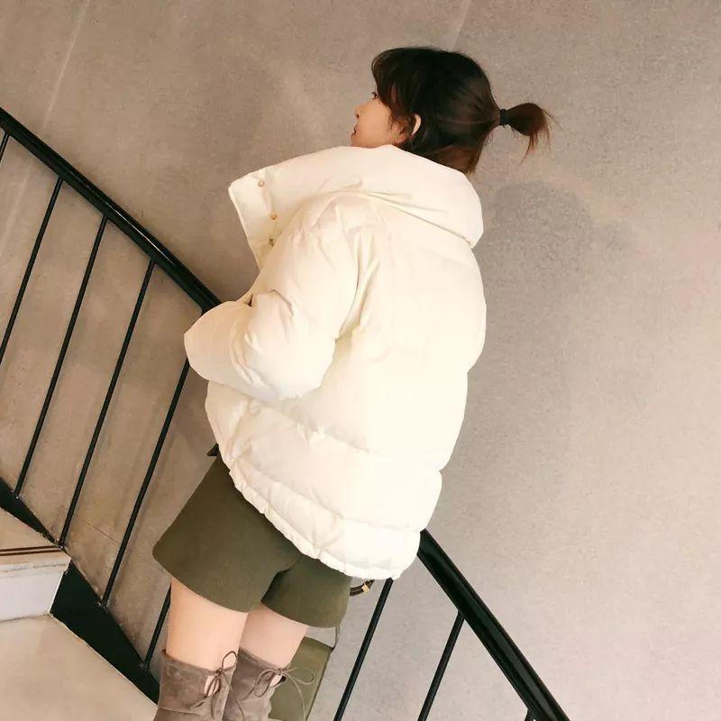 小个子冬天穿什么羽绒服最显瘦?