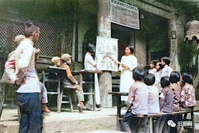 三十年代山西,模范省的义务教育