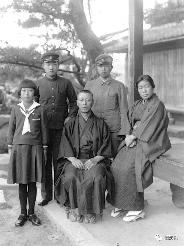 日裔美军战后返日,记忆中的广岛家人