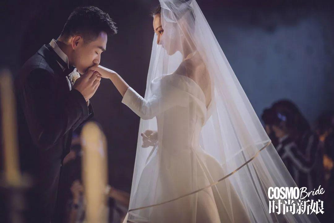 张馨予 & 何捷丨嫁给爱情 余生有你 才是婚姻最美好的样子!
