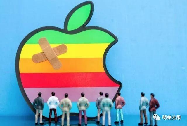"""""""门""""事件不胜枚举的苹果,其品牌会坍塌吗?"""