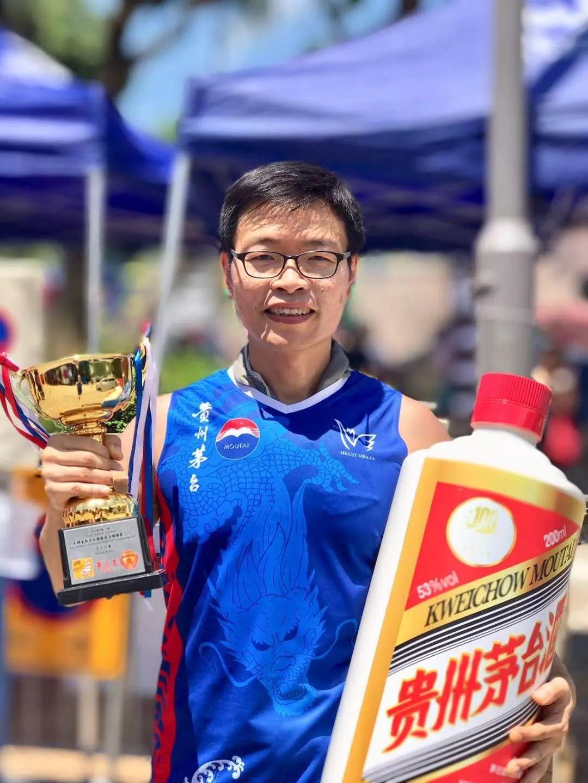 荣誉 | 千桨齐发,热血端午——茅台助力香港科大商硕龙队勇夺冠!