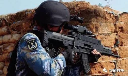 国产最强步枪ZH-05突击步枪到底先进在哪里?