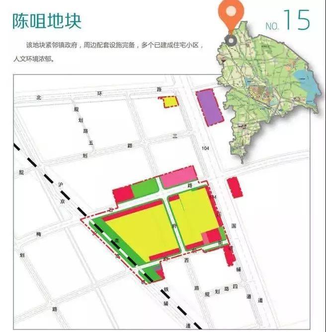 开年放干货!天津武清11板块41宗近期待售商住地块揭秘