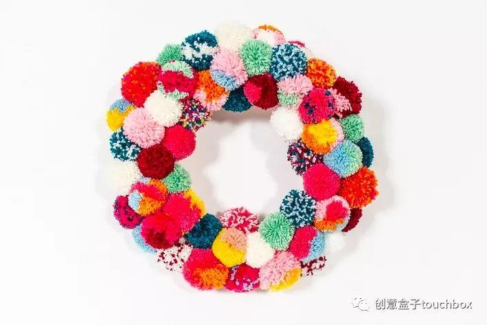用毛线的创意DIY,来温暖这个冬天