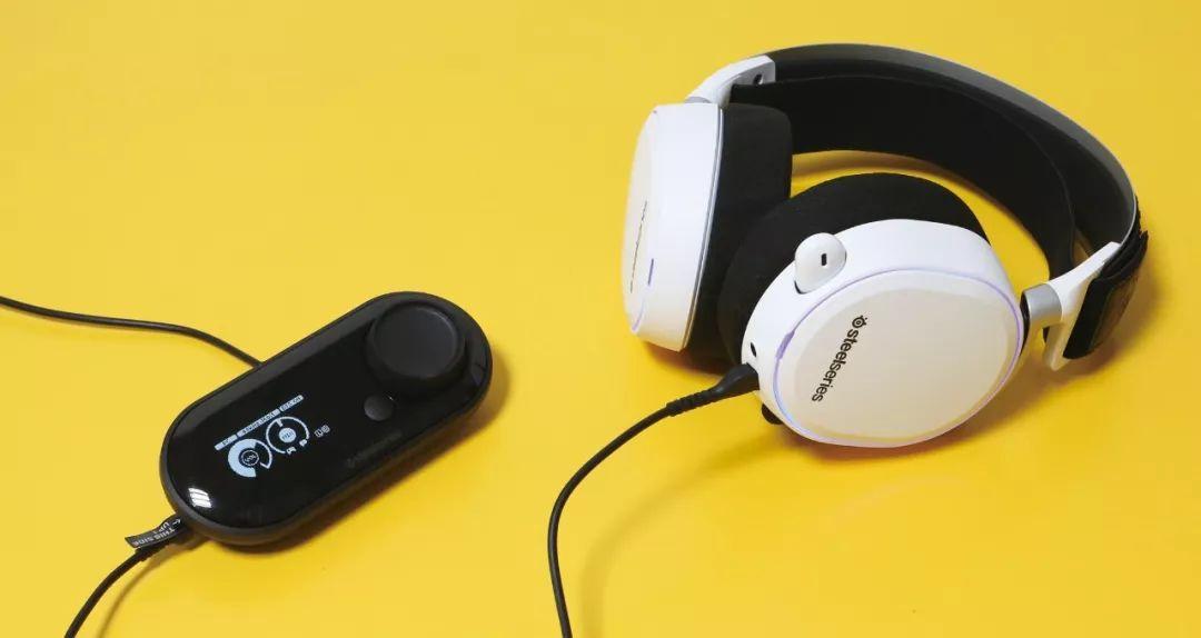 """游戏耳机中的""""GTR"""",赛睿寒冰Pro+GameDAC白色特别版&寒冰Pro wireless白色特别版游戏耳机"""