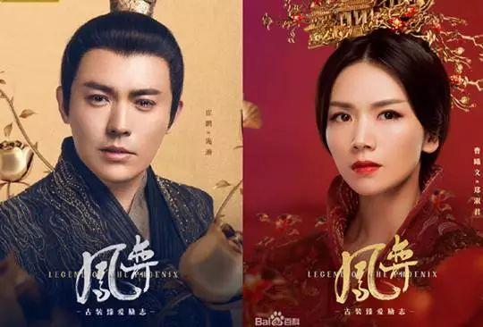 又一部大女主的戏要来了,何泓姗是主角,搭档的还是《如懿传》里的娘娘!