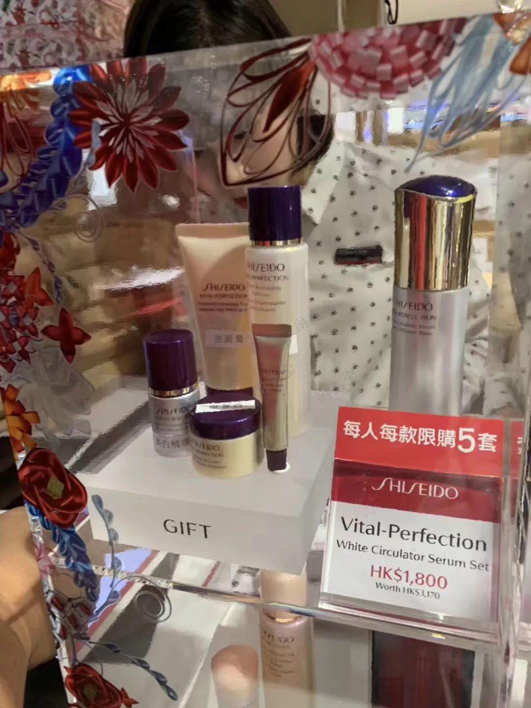#SOGO店庆现场实拍# SK-II、兰蔻、资生堂护肤套装开抢,错过等明年!