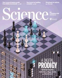 《科学》(20181207出版)一周论文导读